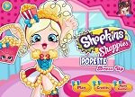 Shopkins Shoppies Popette Dress Up Games