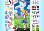 Style Up Susan Dress Up Game