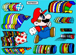 Super Mario Dress Up Games