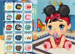 Sweet Babies Dress Up Games