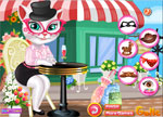 Talking Angela Dress Up Games