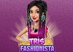 Dress Up Games :: Tris Fashionista Dolly