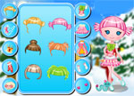 Winter Doll Dress Up Games