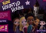 bratz haunted house game free online