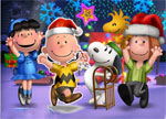 Dress Up Games :: Peanuts Christmas
