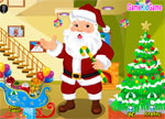 Santa Carol Dressup