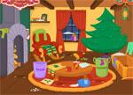 Santa's House Design