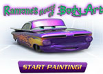 Coloring Games - Cars Painting