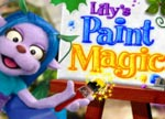 Coloring Games - Lily's Paint Magic