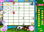 Decorating Games :: School Timetable Maker