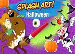 Splash Art Halloween