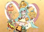 Halloween Girl Creator