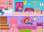 Decorating Games :: Ariel Doll House