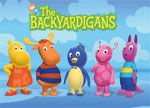 Decorating Games :: Backyardigans