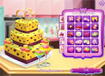 Decorating Games :: Bella's Wedding Cake