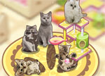 Decorating Games :: Cat House