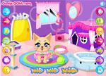 Decorating Games :: Cat Room