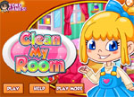 Decorating Games :: Clean My Room