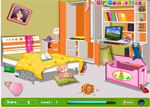 Decorating Games :: Clean Your House