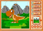 Decorating Games :: Dinosaurs Creator