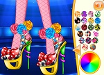 Decorating Games :: High Heels Shoes Fashion