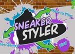 Decorating Games :: Sneaker Styler