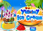 Decorating Games :: Yummy Ice Cream