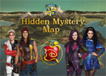 Descendants Hidden Mystery Map