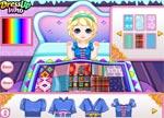 Elsa's Patchwork Blanket