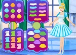 Cinderella Princess Dress Design