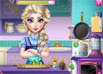 Elsa Cooking