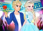 Elsa Prom Party