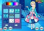 Elsa's Patchwork Dress