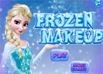 Frozen Makeup