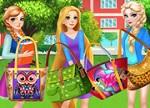 Princess College Bags