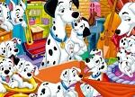 101 Dalmatians Puzzle