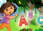 Dora Alphabet Forest