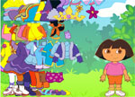 Dora Dress Up Games