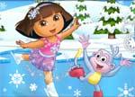 Dora Ice Skating