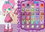 Dress Up Games :: Candy Sweets