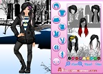 Dress Up Games :: Emo Winter Fashion