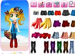 Dress Up Games :: Fashion Superstar