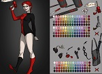Dress Up Games :: Harley Quinn Dress Up