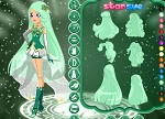 Dress Up Games :: Lolirock Lyna