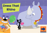Dress That Rhino