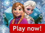 Elsa and Anna Jigsaw