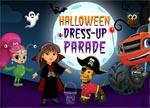 Halloween Dress Up Parade