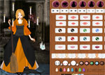 Dress Up Games :: Historical Witch