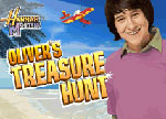 Hannah Montana Oliver's Treasure Hunt