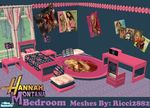 Hannah Montana Roomy Room Re-Do